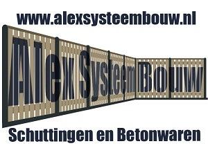 Logo alex systeembouw